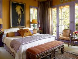 Eclectic Bedroom Decor Ideas Eclectic Bedroom Decor Bedroom Mediterranean With Purple Trim Dust