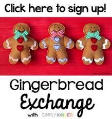 gingerbread man alphabet literacy center preschool pinterest