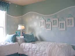 33 best princess room images on pinterest home projects and frozen girls bedroom the the curve paint border and the name instead of just wood stencil letters in simple white picture frames