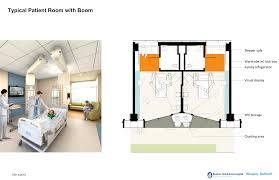 Toddler Room Floor Plan by Renderings Boston Children U0027s Hospital
