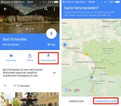 Photo Map Google Maps Offline Nutzen So Geht U0027s U2013 Giga