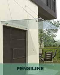 tettoie per porte esterne vetreria di roma masi glass vetri per esterni vetri esterni