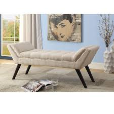Overstock Bedroom Benches 106 Best Furniture Images On Pinterest Loveseats Great Deals