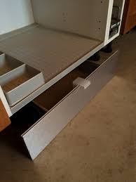 tiroir de cuisine en kit kit tiroir de plinthe 600 mm 5a1 cuisinesr ngementsbains
