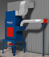 welding ventilation system fusion series dust collector robovent dust collection solutions
