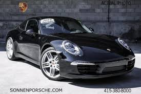 pre owned porsche 911 used certified pre owned porsche 911 for sale edmunds
