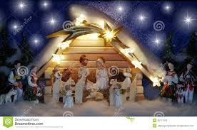 christmas crib royalty free stock images image 35711319