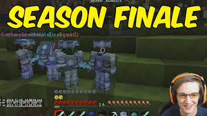 captainsparklez house in mianite the end of season 1 mianite day 125 youtube