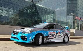 rally subaru 2015 subaru wrx sti rallycross conceptcarz com