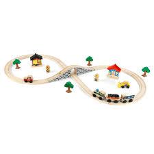 kidkraft figure 8 train set toys