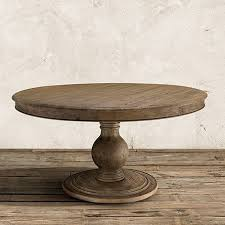 Square Pedestal Table Round Pedestal Dining Table Best 25 Ideas On Pinterest Benchwright