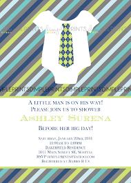 man baby shower invitations alesi info