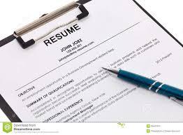Resume Background Image Resume Isolated Stock Images Image 36441834