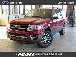 2017 new ford expedition king ranch 4x4 at landers serving little