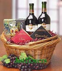 Wine And Cheese Basket All Occasion Wine Calendar For Family Occasions