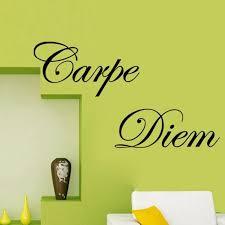 Home Decoration Accessories Wall Art Online Get Cheap Carpe Diem Wall Art Aliexpress Com Alibaba Group