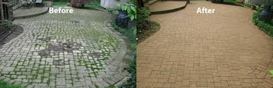 Laying Patio Slabs On Grass How To Prevent Weed Growth Between Your Paving Stones Envirobond