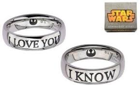 nerdy wedding rings personalized rings wedding and guide
