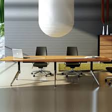 Timber Boardroom Table Novara Boardroom Table Timber Veneer 3000x1200x750