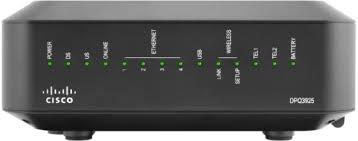 Modem Ds Light Blinking Cisco Dpq3925