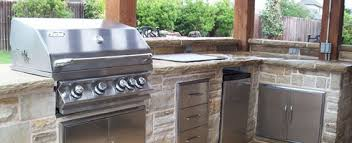 outdoor kitchen countertops ideas outdoor kitchen designs to consider this summer granite