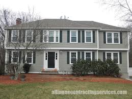 Taupe Paint Colors Hardie Monterey Taupe Black Shutters White Trim Renovation