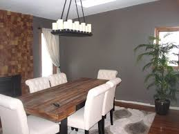 Gray Leather Dining Room Chairs Rehabitual Homes 50 Shades Of Gray