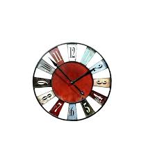 horloge cuisine originale horloge cuisine originale pendule de cuisine moderne pendule de