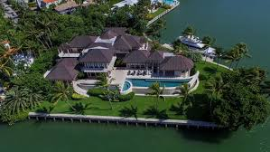 Santa Fe Style Home Plans by This 39 Million South Florida Home Was Featured In Miami Vice