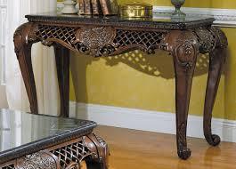 Homelegance Gladstone Sofa Console Table 251 05