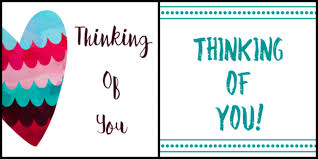 free cards free printable thinking of you cards cultured palate