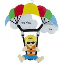 water sports ornaments gifts personalized