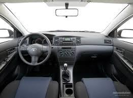 toyota corolla 3 doors specs 2004 2005 2006 2007 autoevolution