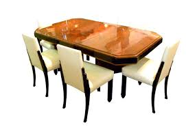 bathroom art deco dining room sets handsome art deco dining room