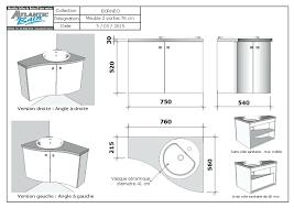 vide sanitaire meuble cuisine hauteur d un meuble de cuisine cool salle bains newsindo co