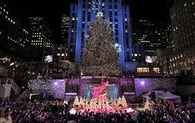 new york u0027s fairytale christmas daily mail online