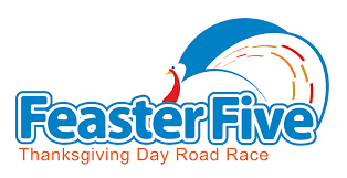 feaster five thanksgiving day road race 5k or 5 take your