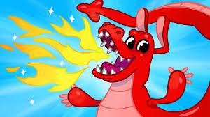 dragon morphle for kids youtube