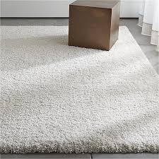 How To Clean Shag Rug Memphis White Shag Rug Crate And Barrel