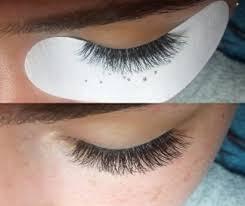 3d extensions 3d volume eyelash extensions effektbeauty rockhton beauty