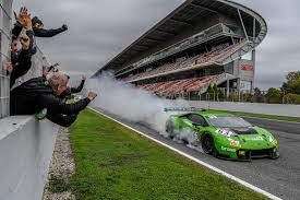 lamborghini race cars lamborghini proves it can race too with 2017 blancpain endurance