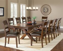 stunning 11 piece dining room set contemporary home design ideas