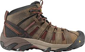 s keen boots clearance keen s flint mid hiker steel toe work boots s sporting