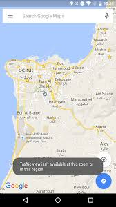 Maps Goo Psa You Can Enable Google Maps Traffic View In Countries And