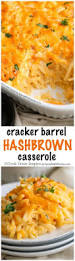 copy cat cracker barrel hashbrown casserole recipe