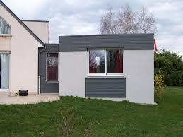 extension maison contemporaine extension d u0027une maison geps à changé