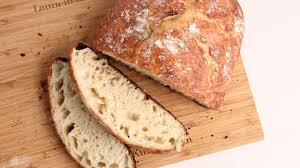 no knead rustic bread recipe laura vitale laura in the kitchen
