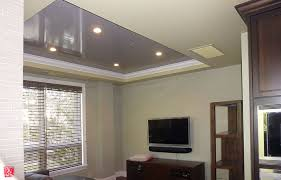 lacquered ceiling high gloss shearer painting