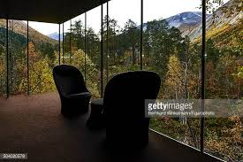 Juvet Landscape Hotel by Juvet Landscape Hotel Stock Photos And Pictures Getty Images
