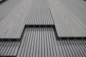 composite landscape timbers saige composite contemporary decking kebur